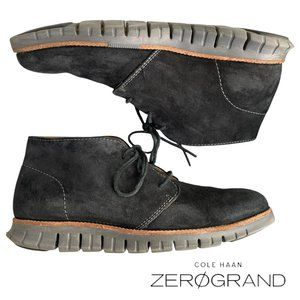 Cole Haan Zero Grand Suede men's boots size 11